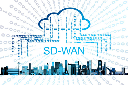 SD-WAN cloud for high performance connectivity
